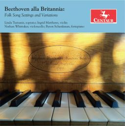 Beethoven alla Brittania: Folk Song Settings & Variations