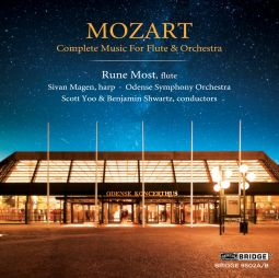 Complete Music for Flute & Orchestra