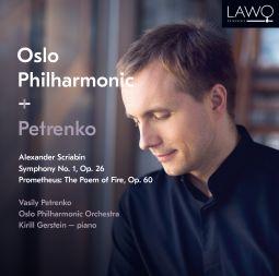 Symphony No. 1, Op. 26 / Prometheus The Poem of Fire, Op. 60