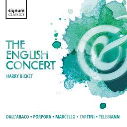 Concertos by Dell'Abaco, Porpora, Marcello, Tartini & Telemann