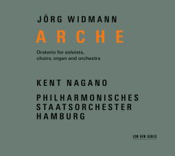 ARCHE - Oratorio for soloists, choir, organ and orchestra