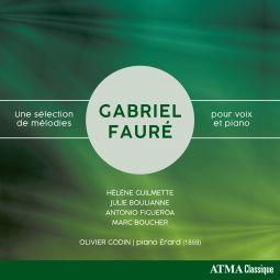 A selection of melodies for voice and piano | Une sélection de mélodies pour voix et piano