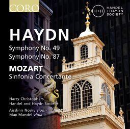 Haydn Symphonies Nos. 49 & 87