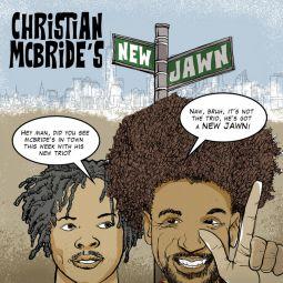 Christian McBride's New Jawn (vinyl)