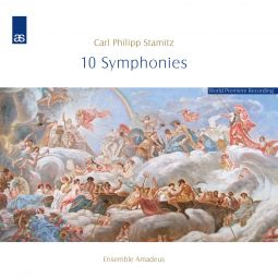 Carl Philipp Stamitz, 10 Symphonies