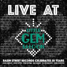 Live at Little Gem Saloon