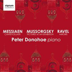 Mussorgsky, Messiaen, Ravel
