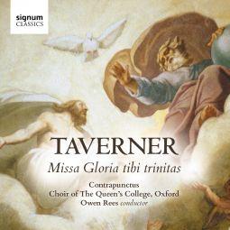Taverner Gloria Tibi Trinitas