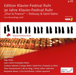 Edition Klavier-Festival Ruhr Vol. 37, Vive la France!