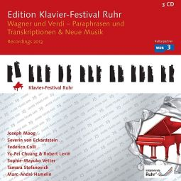 Wagner & Verdi: Ruhr Piano Festival Edition Vol. 31