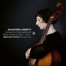 Sonatas for Violoncello Solo and Basso Continuo Op. 1 - Vol. 1