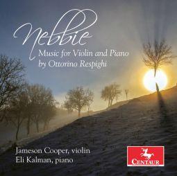 Music for Violin & Piano by Ottorino Respighi