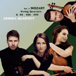 Mozart String Quartets Vol. 2