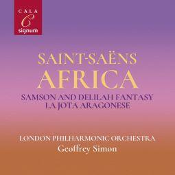 Saint-Saëns Africa