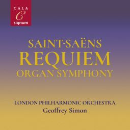 Saint-Saëns Requiem - Organ Symphony