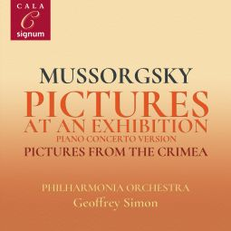 Pictures at an Exhibition (Piano Concerto Version) and Pictures from the Crimea