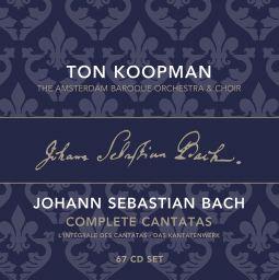 Complete Bach Cantatas Vol. 1-22 (box set)