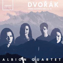 Dvořák String Quartets  NOS. 8 & 10
