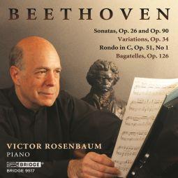 Victor Rosenbaum, Piano