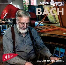 Johan Brouwer Plays BACH