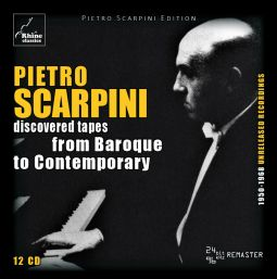 Discovered Tapes | From Baroque to Contemporary
