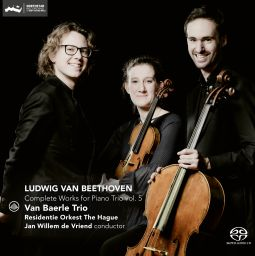 Complete Works for Piano Trio vol. 5