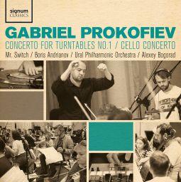 Gabriel Prokofiev - Concerto for Turntables No. 1 - Cello Concerto