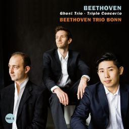 Beethoven, Ghost Trio & Triple Concerto