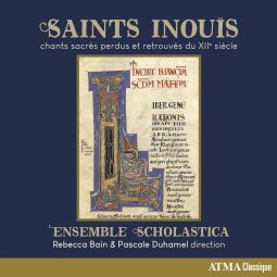 Saints Inouïs | Lost and found sacred songs of the 12th century