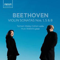 Beethoven Violin Sonatas 1, 5 & 8