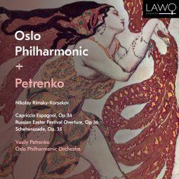 Nikolay Rimsky-Korsakov: Capriccio Espagnol, Op. 34 / Russian Easter Festival Overture, Op. 36 / Sheherazade, Op. 35