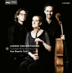 Complete Works for Piano Trio (box set)