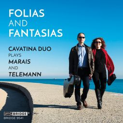 Folias and Fantasias