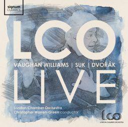 LCO Live - Vaughan Williams, Suk, Dvořák