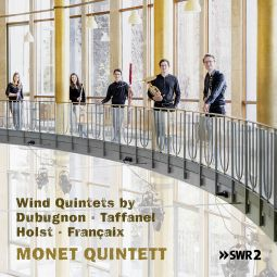 Wind Quintets by Dubugnon & Taffanel & Holst & Françaix