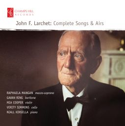 John F. Larchet - Complete Songs & Airs