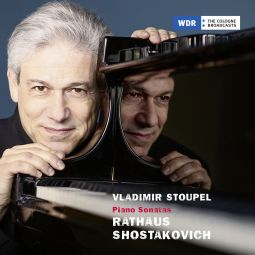 Rathaus & Shostakovich, Piano Sonatas
