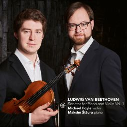 Sonatas for Piano and Violin Vol. 1