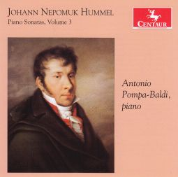 Piano Sonatas, Vol. 3