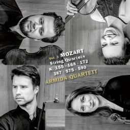Mozart, String Quartets Vol. 3