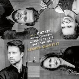 Mozart, String Quartets Vol. 3