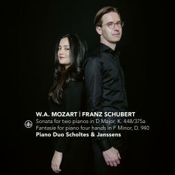 Sonata for two pianos in D Major, K. 448/375a | Fantasie for piano four hands in F Minor, D. 940