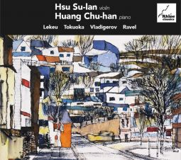 Lekue | Tokuoka | Vladigerov | Ravel