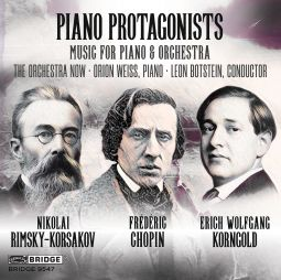 Piano Protagonists