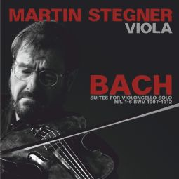 Suites For Violoncello Solo No.1-6 Bwv 1007-1012