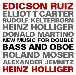 New Music for Double Bass & Oboe