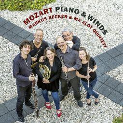 Mozart, Piano & Winds