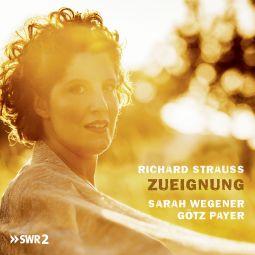 Richard Strauss, Zueignung