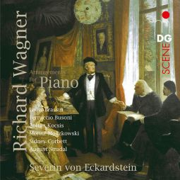 Wagner:  arrangements for Piano