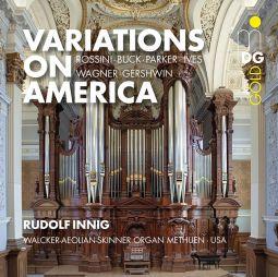 Organ Works - Variations on America